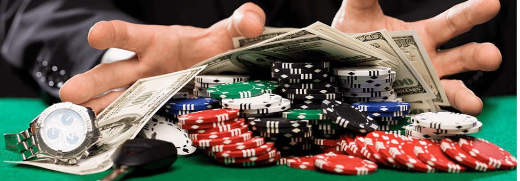 Gambling Gamble STOP