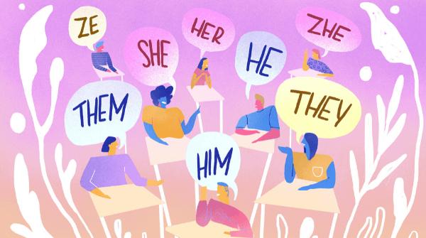 pronouns transgender gay sexual sex